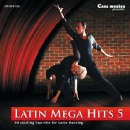 Picture of Latin Mega Hits 5 (2CD)