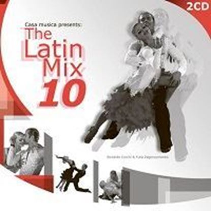 Image de The Latin Mix Vol.10  (2CD)