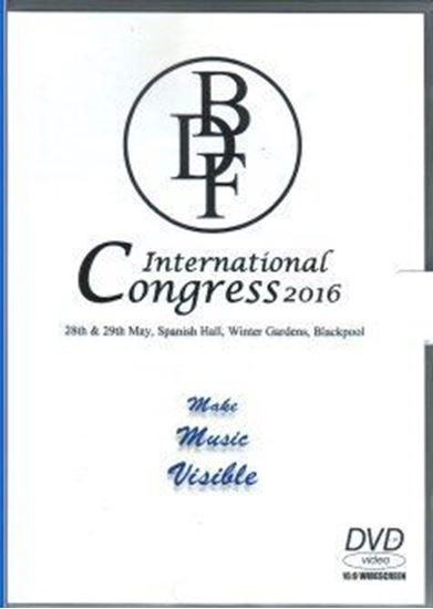 Picture of Ballroom Dancers Federation Int'l Congress 2016 (5 DVD)