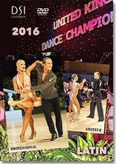 Picture of 2016 - Professional and Amateur Latin (DVD)