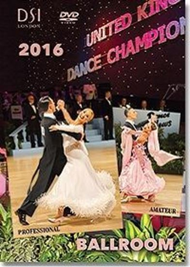 Picture of 2016 - Professional and Amateur Ballroom (DVD)