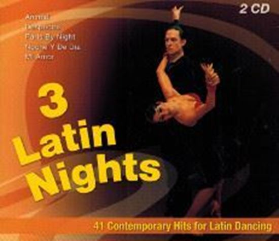 Image sur Latin Nights 3 (2CD)