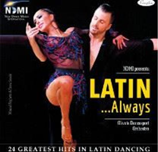 Picture of Latin Always (CD)