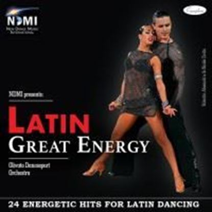 Bild von Latin Great Energy (CD)