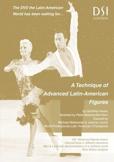 Picture of A Technique Of Advanced Latin American Figures (DVD)