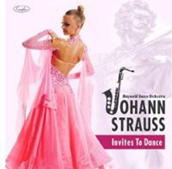 Picture of Johann Strauss Invites to Dance (CD)