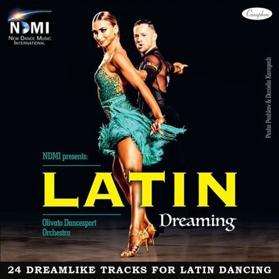 Picture of Latin Dreaming (CD)