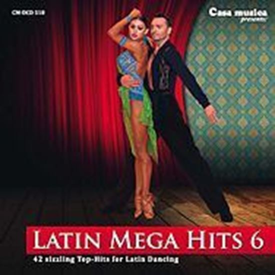 Picture of Latin Mega Hits 6 (2CD)