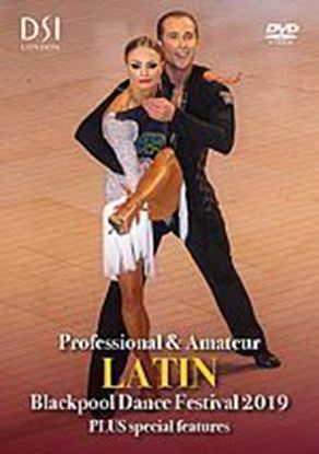 Picture of Blackpool Dance Festival Latin 2019 (DVD)
