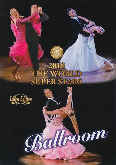 Picture of The World Super Stars Ballroom 2019 (DVD)