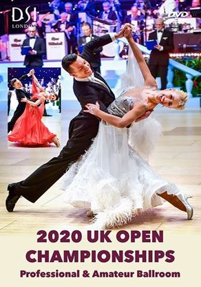Picture of 2020 UK Open Championships Ballroom (DVD)