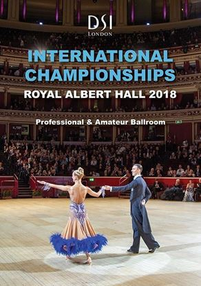 Picture of Int'l Championships 2018 Ballroom (DVD)