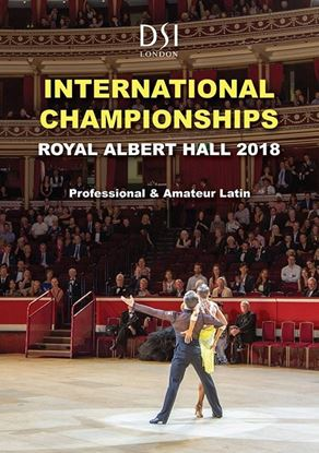Picture of Int'l Championships 2018 Latin (DVD)